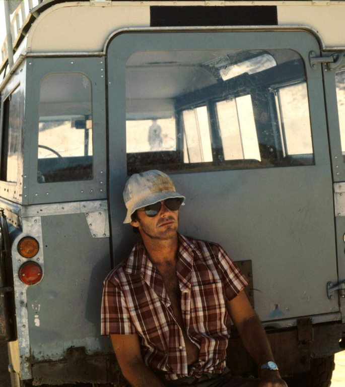 The Passenger از بهترین فیلم های جک نیکلسون