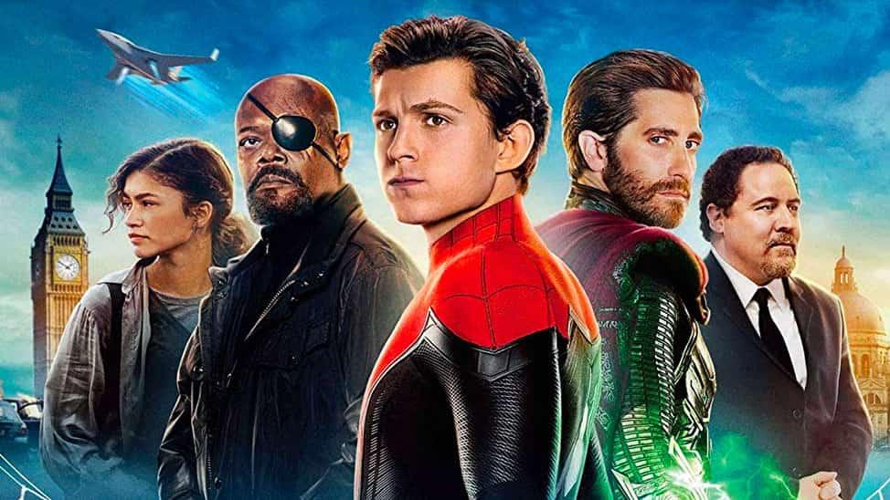 Spider-Man: Far From Home از بهترین فیلم های اسپایدرمن